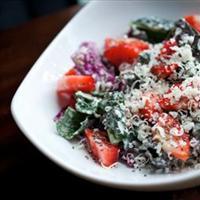 garlic-tahini-kale-slaw