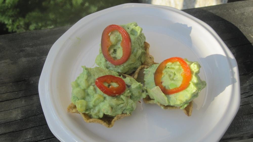 avocado jalapeno dip